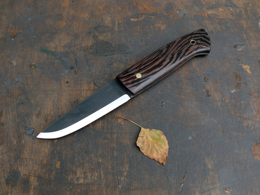 Auróra bushcraft kés 3