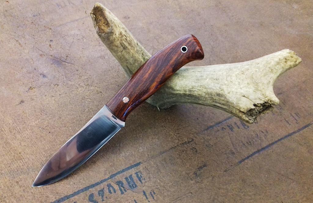 Orka bushcraft kés 4