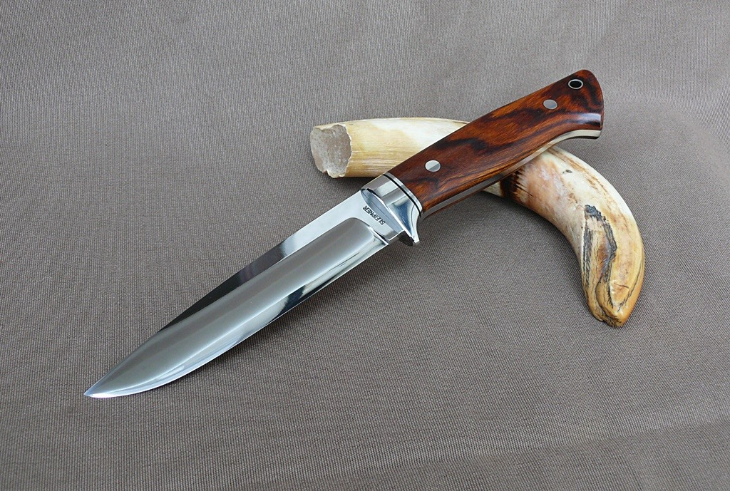 """Maxi-Loveless"" hunter knife/bushcraft knife"