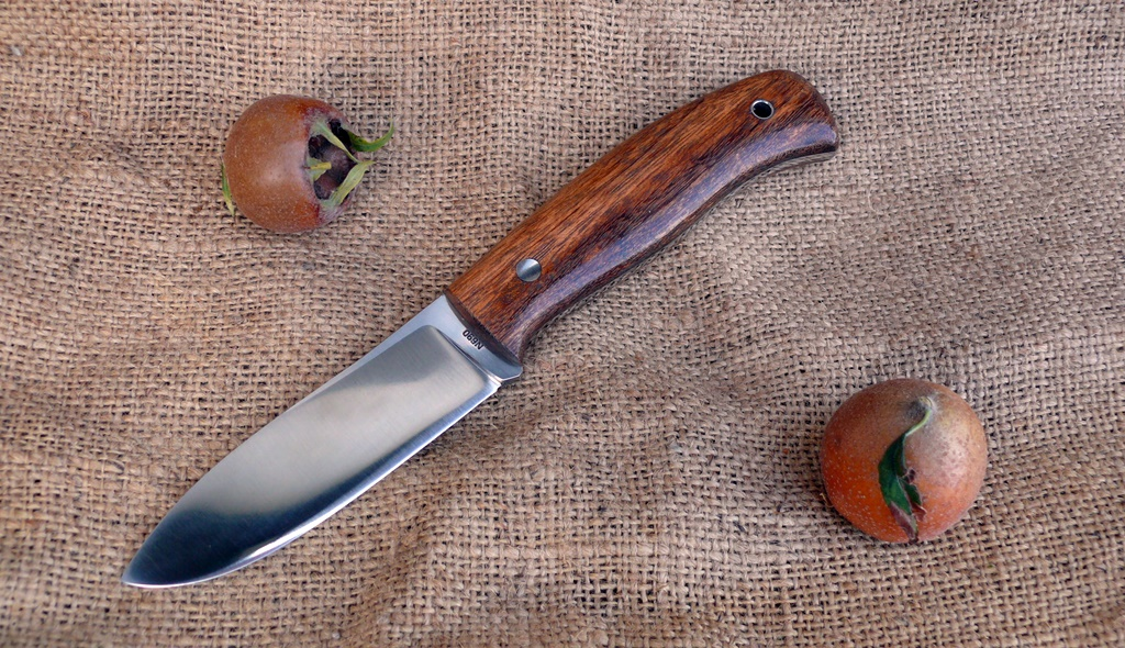 """Orca"" bushcraft knife"