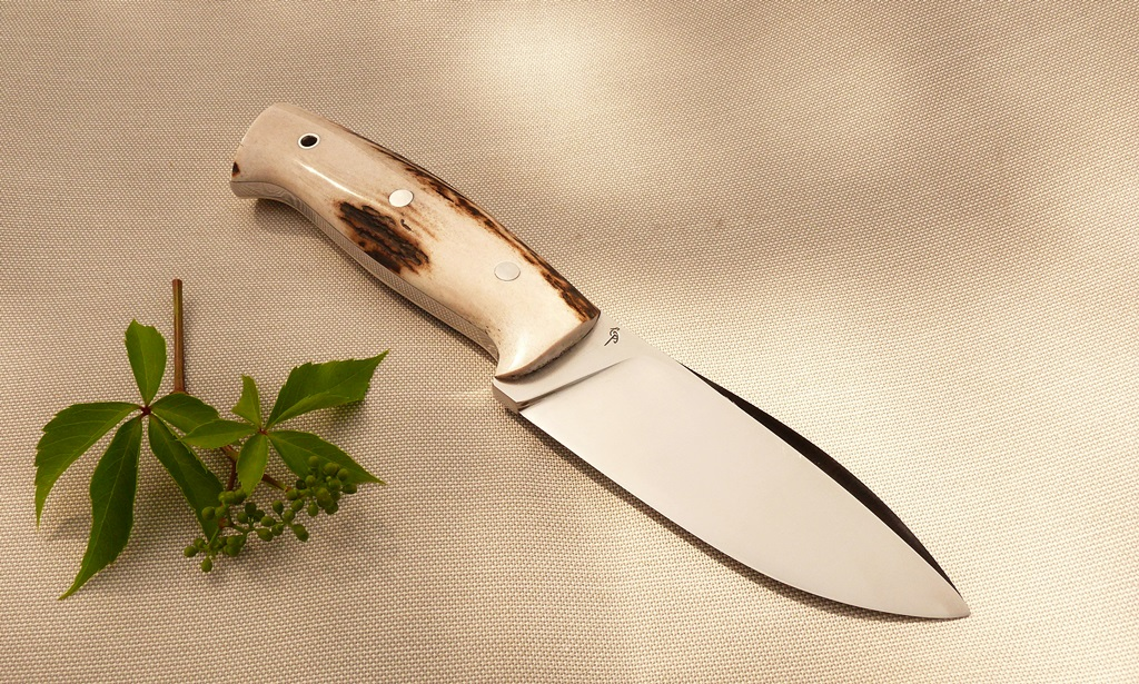 """IronRam"" bushcraft knife"