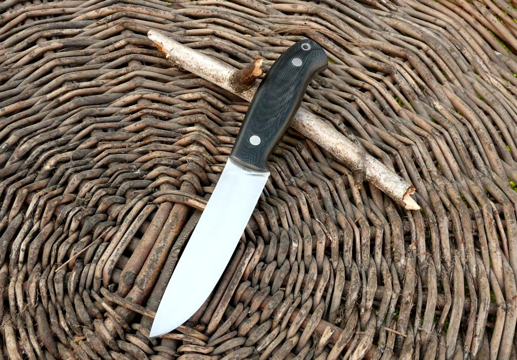 """Zengő Xl"" bushcraft knife"