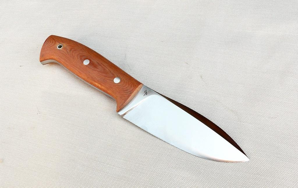 VasKos bushcraft kés 4
