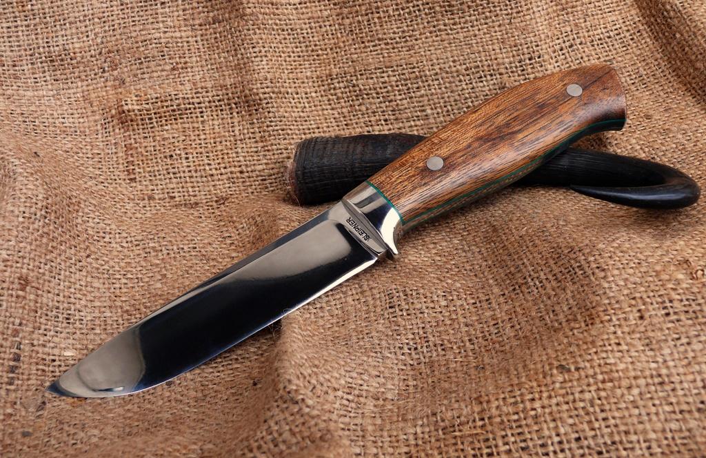 Zengő XL Loveless vadászkés bushcraftkés 6
